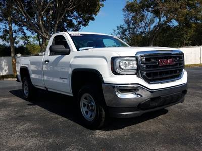 2016 Sierra 1500 Regular Cab 4x2, Pickup #GZ901542 - photo 4
