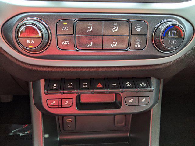 2017 Chevrolet Colorado Crew Cab 4x4, Pickup #H1273491 - photo 12