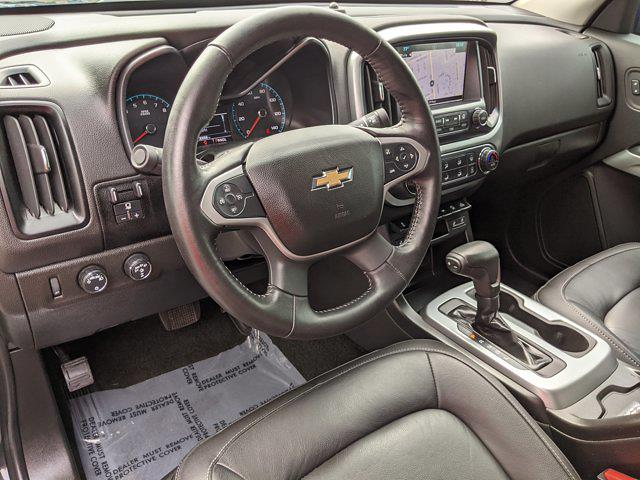 2017 Chevrolet Colorado Crew Cab 4x4, Pickup #H1273491 - photo 9