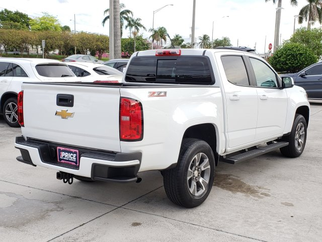 2017 Colorado Crew Cab 4x2, Pickup #H1316513 - photo 6
