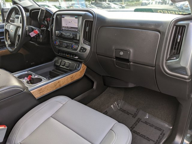 2017 Silverado 3500 Crew Cab 4x4, Pickup #HF160254 - photo 20