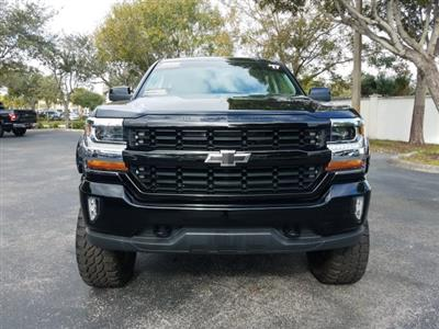 2017 Silverado 1500 Crew Cab 4x4, Pickup #HG149491 - photo 3
