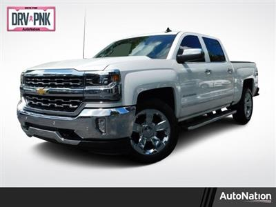 2017 Silverado 1500 Crew Cab 4x2,  Pickup #HG224869 - photo 1
