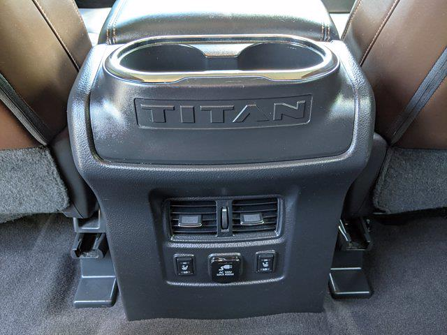 2017 Nissan Titan Crew Cab 4x2, Pickup #HN508660 - photo 18