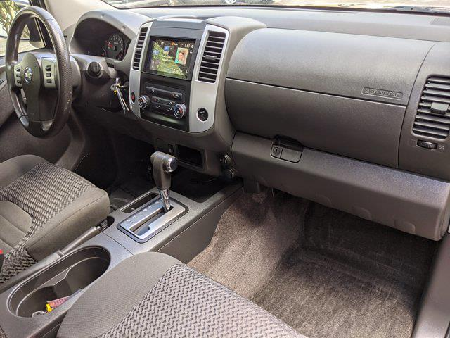 2017 Nissan Frontier King Cab 4x2, Pickup #HN735141 - photo 21