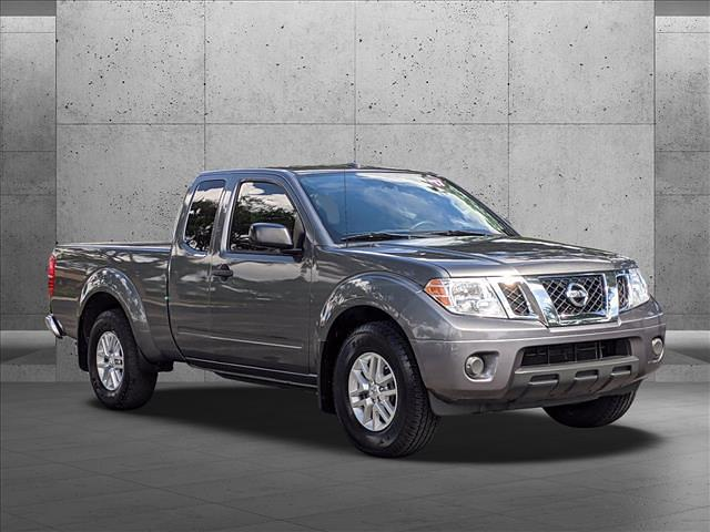2017 Nissan Frontier King Cab 4x2, Pickup #HN735141 - photo 5