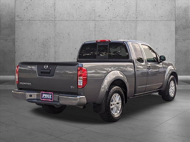 2017 Nissan Frontier King Cab 4x2, Pickup #HN735141 - photo 7
