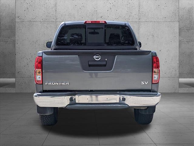2017 Nissan Frontier King Cab 4x2, Pickup #HN735141 - photo 8