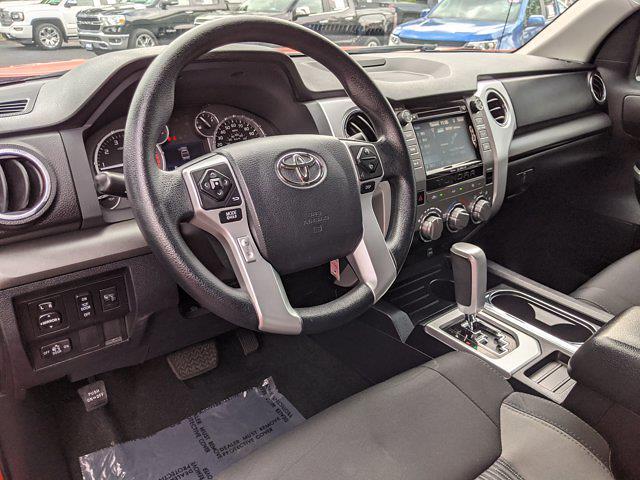 2017 Toyota Tundra Double Cab 4x2, Pickup #HX121853 - photo 10