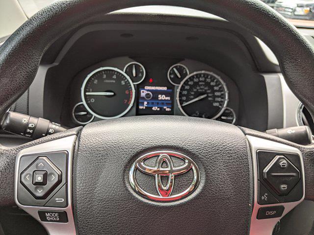 2017 Toyota Tundra Double Cab 4x2, Pickup #HX121853 - photo 11