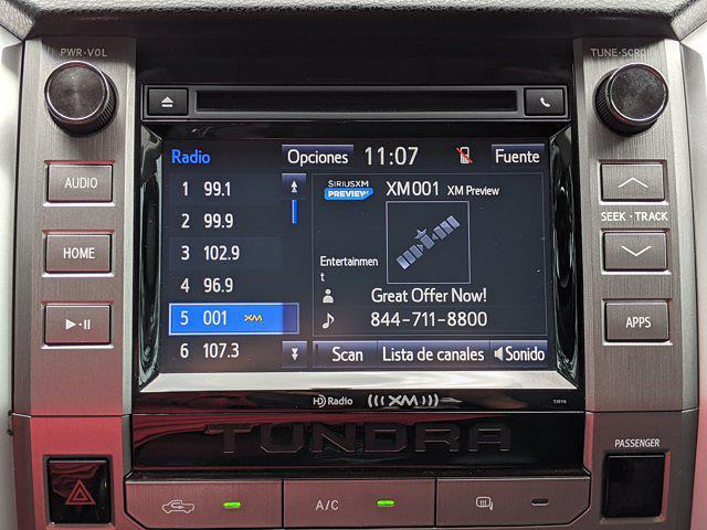 2017 Toyota Tundra Double Cab 4x2, Pickup #HX121853 - photo 14