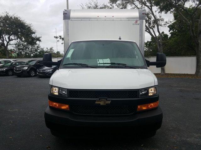 2018 Express 3500 4x2,  Supreme Iner-City Cutaway Van #J1293396 - photo 8