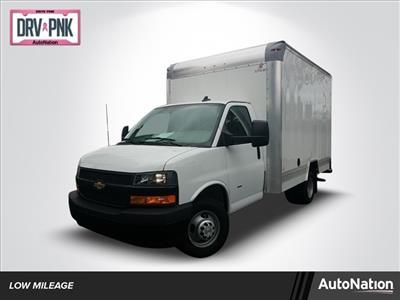 2018 Express 3500 4x2, Supreme Iner-City Cutaway Van #J1293396 - photo 1