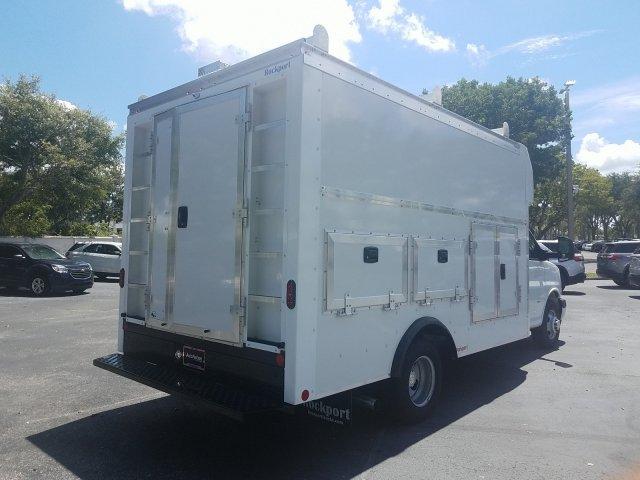 2018 Express 3500 4x2,  Rockport Service Utility Van #J1342941 - photo 4