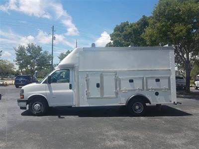 2018 Express 3500 4x2,  Rockport Service Utility Van #J1342941 - photo 15