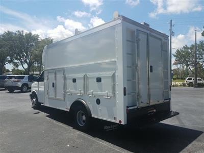 2018 Express 3500 4x2,  Rockport Service Utility Van #J1342941 - photo 2