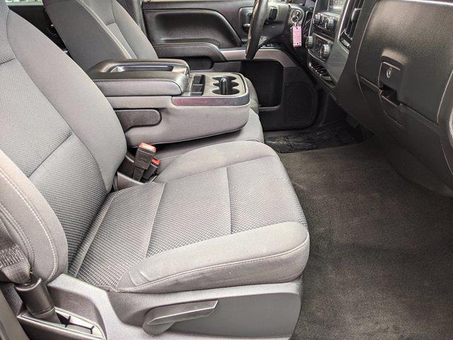 2018 Chevrolet Silverado 1500 Crew Cab 4x2, Pickup #JG130092 - photo 21