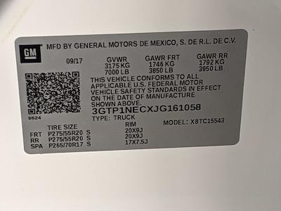 2018 GMC Sierra 1500 Crew Cab 4x2, Pickup #JG161058 - photo 24