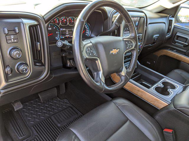 2018 Chevrolet Silverado 1500 Crew Cab 4x4, Pickup #JG195484 - photo 10