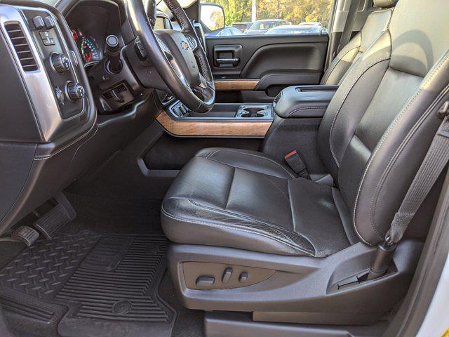 2018 Chevrolet Silverado 1500 Crew Cab 4x4, Pickup #JG195484 - photo 15