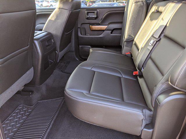 2018 Chevrolet Silverado 1500 Crew Cab 4x4, Pickup #JG195484 - photo 17