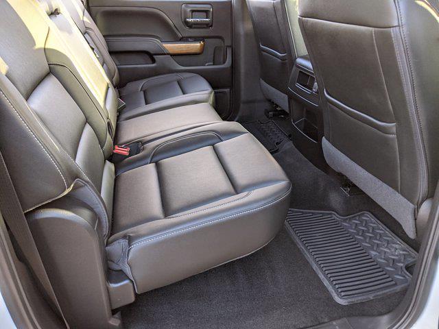 2018 Chevrolet Silverado 1500 Crew Cab 4x4, Pickup #JG195484 - photo 18