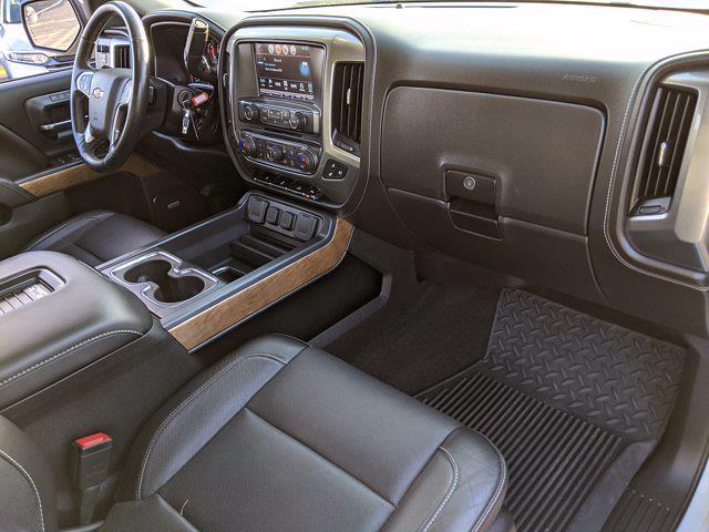 2018 Chevrolet Silverado 1500 Crew Cab 4x4, Pickup #JG195484 - photo 20