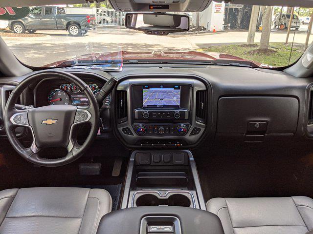 2018 Chevrolet Silverado 1500 Crew Cab 4x4, Pickup #JG280260 - photo 19