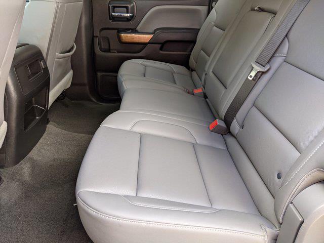 2018 Chevrolet Silverado 1500 Crew Cab 4x4, Pickup #JG280260 - photo 20