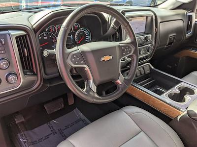 2018 Chevrolet Silverado 1500 Crew Cab 4x4, Pickup #JG280260 - photo 10