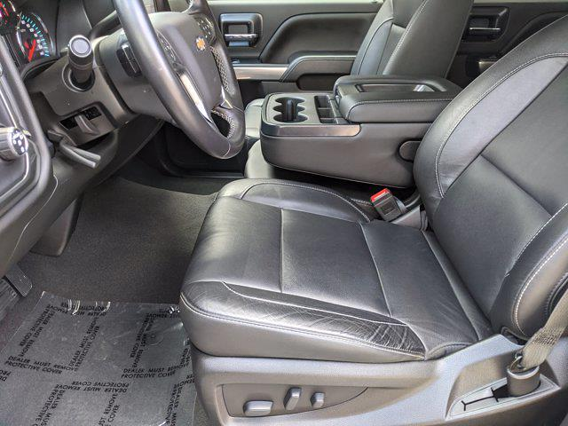 2018 Chevrolet Silverado 1500 Crew Cab 4x2, Pickup #JG570967 - photo 16