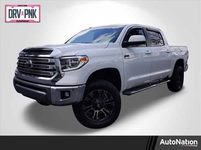 2018 Tundra Crew Cab 4x4, Pickup #JX747933 - photo 1