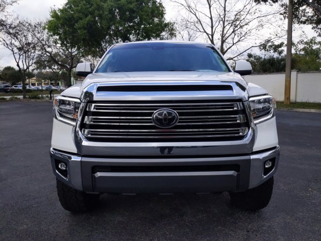 2018 Tundra Crew Cab 4x4, Pickup #JX747933 - photo 3