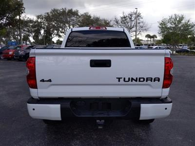 2018 Tundra Crew Cab 4x4, Pickup #JX747933 - photo 7