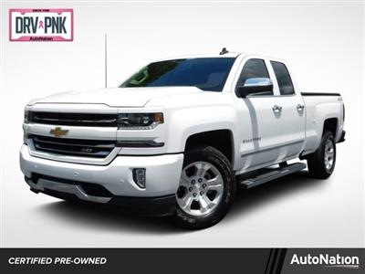 2018 Silverado 1500 Double Cab 4x4,  Pickup #JZ178755 - photo 1
