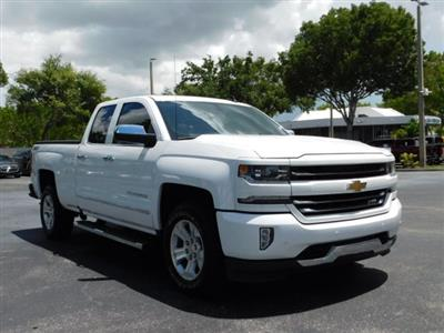 2018 Silverado 1500 Double Cab 4x4,  Pickup #JZ178755 - photo 4