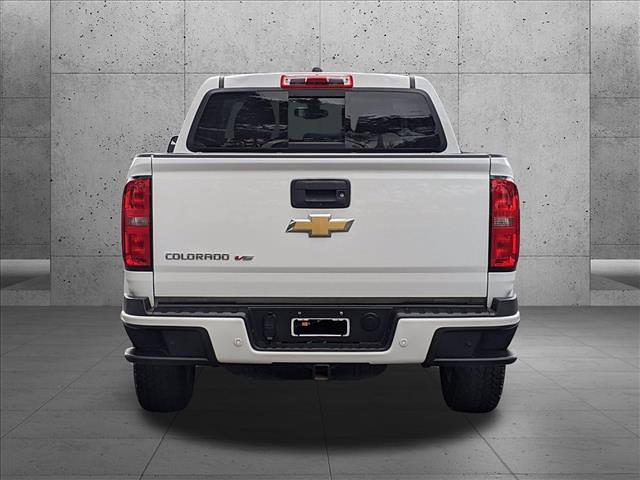 2019 Chevrolet Colorado Crew Cab 4x4, Pickup #K1105819 - photo 8
