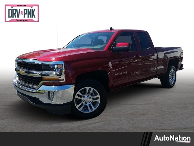 2019 Silverado 1500 Double Cab 4x2,  Pickup #K1113832 - photo 1