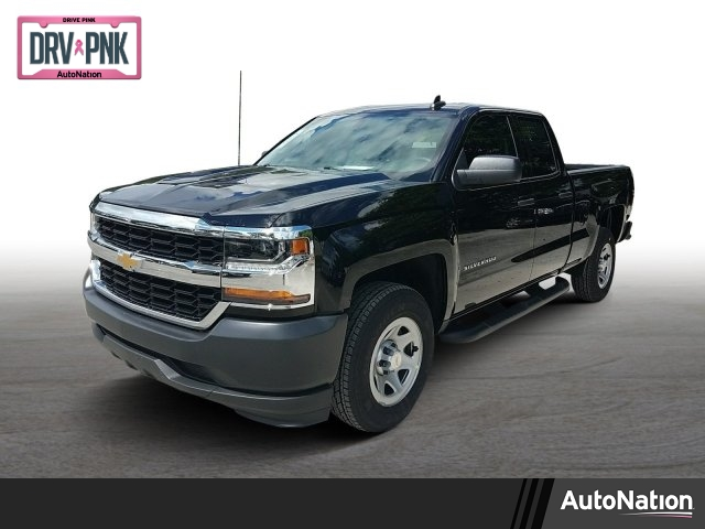 2019 Silverado 1500 Double Cab 4x2,  Pickup #K1117353 - photo 1