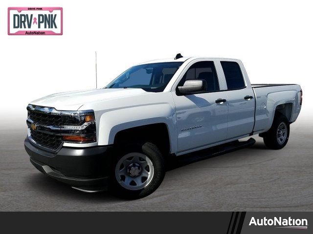2019 Silverado 1500 Double Cab 4x2,  Pickup #K1117673 - photo 1