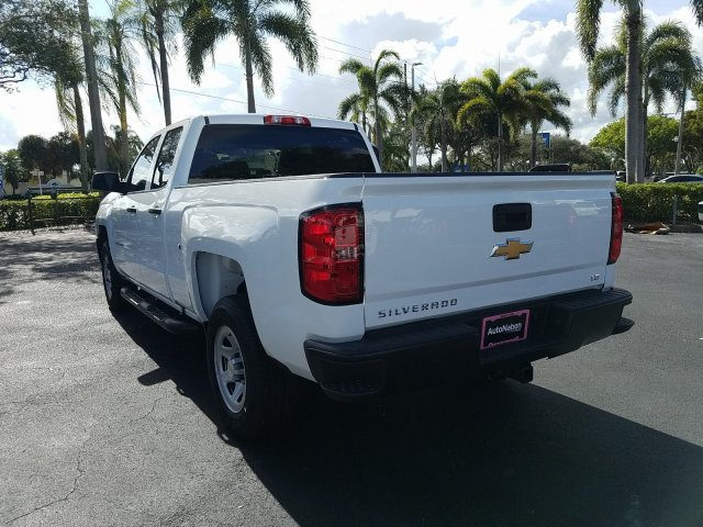 2019 Silverado 1500 Double Cab 4x2,  Pickup #K1117673 - photo 2