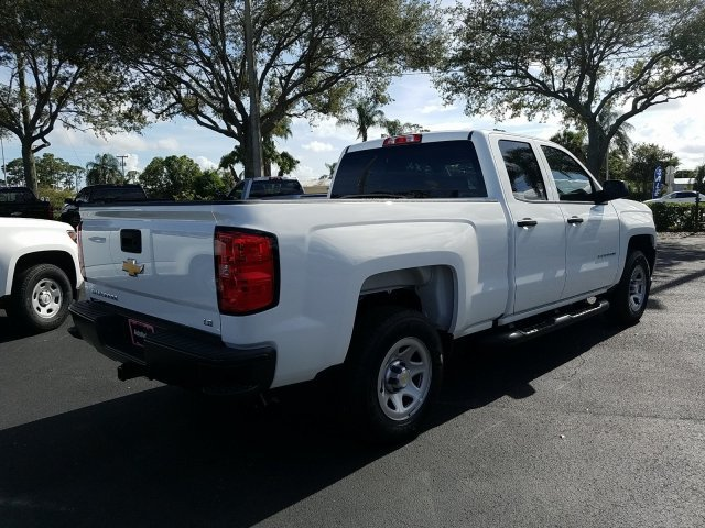 2019 Silverado 1500 Double Cab 4x2,  Pickup #K1117673 - photo 5