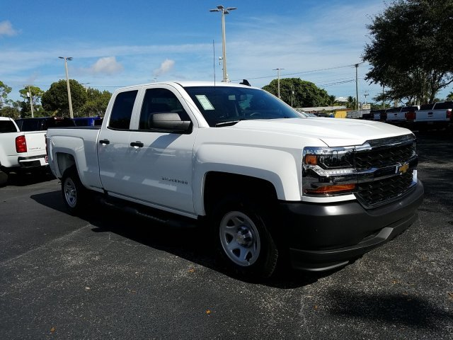 2019 Silverado 1500 Double Cab 4x2,  Pickup #K1117673 - photo 7