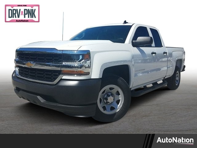 2019 Silverado 1500 Double Cab 4x2,  Pickup #K1118371 - photo 1