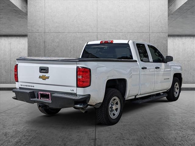 2019 Silverado 1500 Double Cab 4x2,  Pickup #K1131459 - photo 5