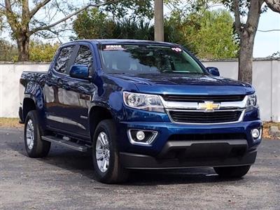 2019 Chevrolet Colorado Crew Cab 4x2, Pickup #K1140757 - photo 4