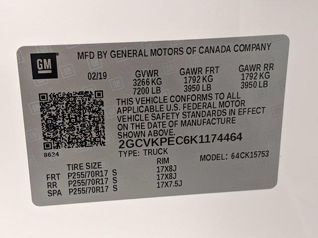 2019 Chevrolet Silverado 1500 Double Cab 4x4, Pickup #K1174464 - photo 25