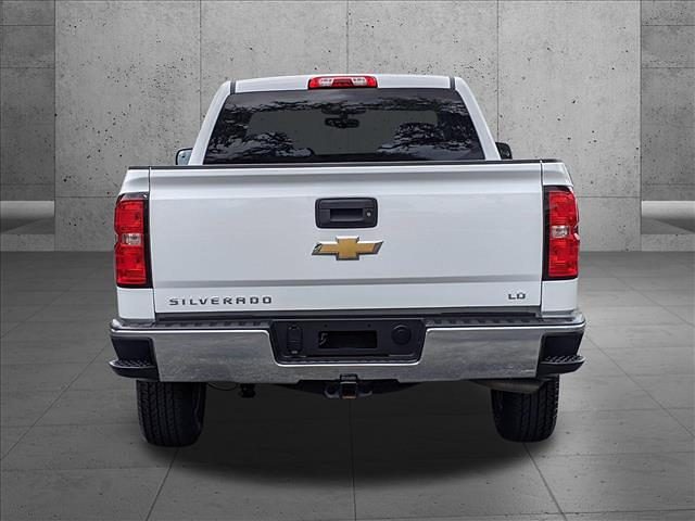 2019 Chevrolet Silverado 1500 Double Cab 4x4, Pickup #K1174464 - photo 1