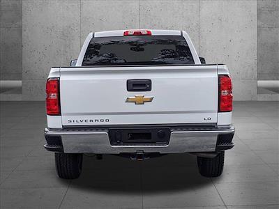 2019 Chevrolet Silverado 1500 Double Cab 4x4, Pickup #K1174464 - photo 2