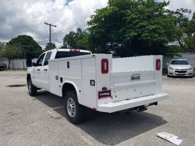 2019 Silverado 2500 Double Cab 4x2,  Knapheide Service Body #K1187479 - photo 1
